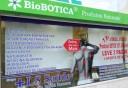 Montra BioBOTICA