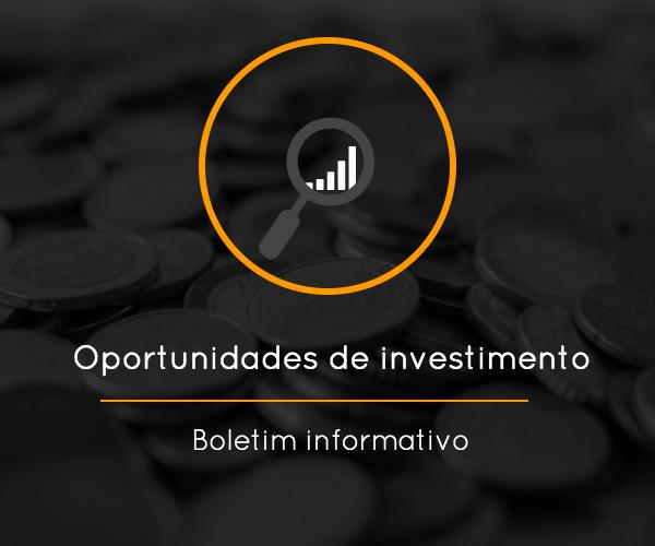 oportunidades de investimento